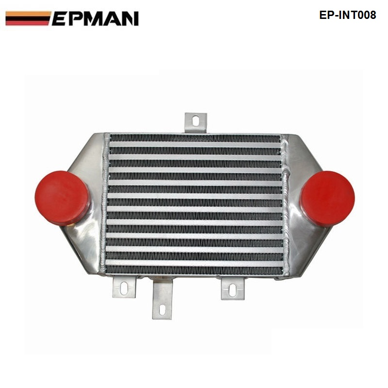 Intercooler FOR TOYOTA MR2 SW20 90-95 (coresize:240*195*100mm) OD:63mm EP-INT008 epman intercooler for toyota starlet ep82 91 ic 600 263 70mm od 63mm ep int0015