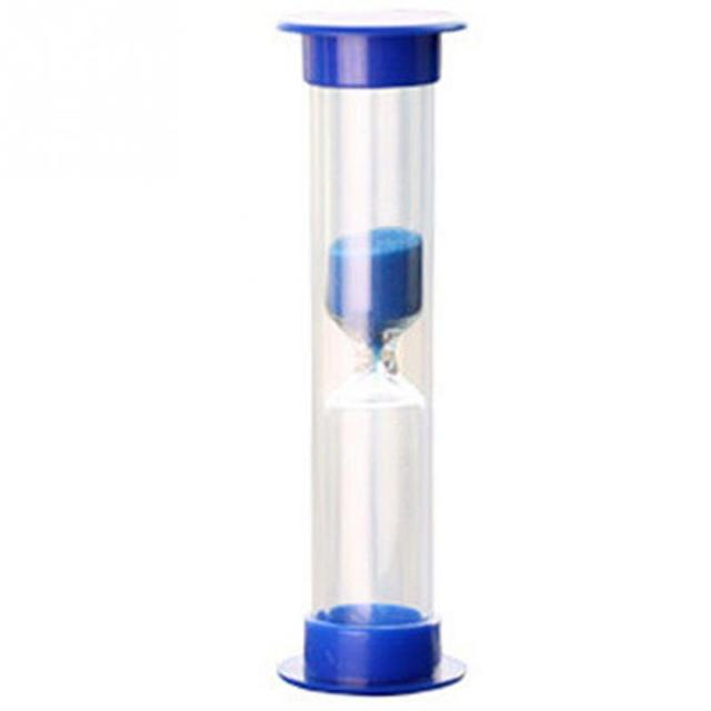 3/5/10 Minutes Mini Sand Timer Glass Sand Dropping Time Counter Glass Hourglass Timer Clock Home Decorations