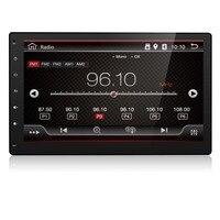 10.1 inch Universal 2din car radio Android 5.1 Quad Core 1080P autoradio Stereo Radio GPS Navigation Steering Wheel
