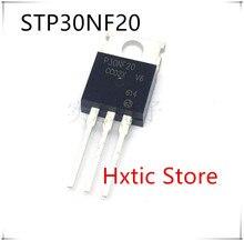 10PCS/LOT STP30NF20 P30NF20 30NF20 TO-220 200V 30A