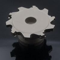 Inserções aplicáveis SMP03-080X8-A22-MP06-10 fresa lado e rosto ferramentas de trituração pt01.06a22.080.10.h8