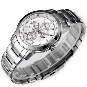 Image 3 - CASIMA Luxury Waterproof Week Date Watch Men Fashion Luxury Brand Military Sport Quartz Wrist Watch Clock Man Relogio Masculino