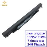 GZSM Laptop Battery HS03 HS04  For HP Pavilion 14 ac0XX battery for laptop 15 ac0XX 255 245 250 G4 240 HSTNN LB6V Laptop Battery|Laptop Batteries| |  -