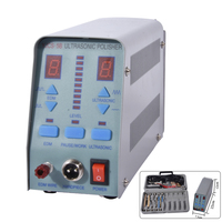1 шт.. YJCS 5B Professional ультразвуковой Шлифовальный аппарат для отливок высокого качества двухфункциональная электронная полировальная машина