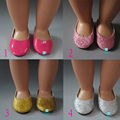 "2016 new 18"" 45cm American Girl Doll Accessories MIMI Shoes"