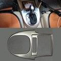 2016 Estilo Do Carro ABS 2 pçs/set ABS Caixa de Velocidades Moldura Decorativa Lantejoulas Para VW Touran 2013-2016 Acessório de Lantejoulas