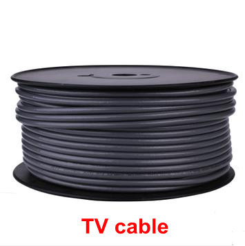 FedEx/EMS Free Shipping,Top Quality & Deluxe RG6 coax coaxial TV ...