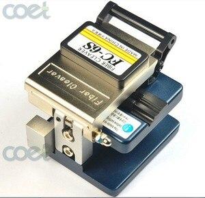 Image 2 - China OEM FC 6S Optische Faser spalter/Kabel Schneiden Werkzeug/Verwendet mit Fusion Splicer/Fiber Optic Cleaver/ cortadora De Fibra Optica