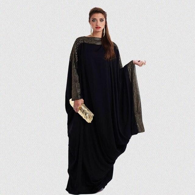 Elegant loose dubai abaya