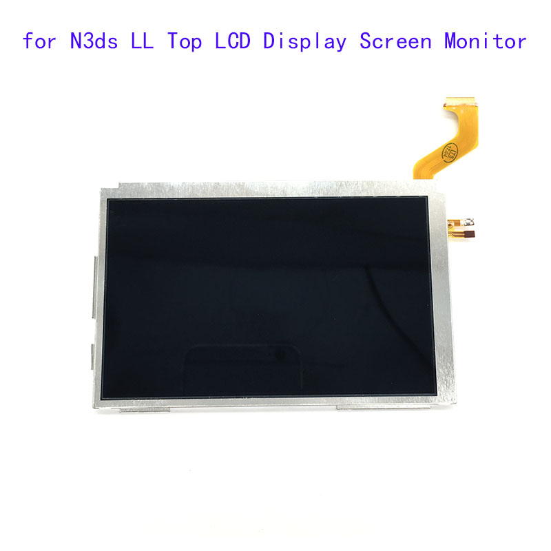for N3ds XL LL Replacement Top Upper LCD Screen Display Compatible for Nintendo 3DS XL LL