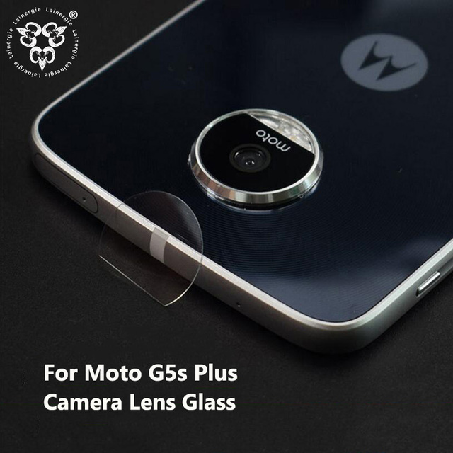 hot sale online 17b74 50feb US $7.99 |Aliexpress.com : Buy Lainergie 10PCS Back Rear Camera Lens  Protector for Moto G5S Plus Camera Protector Tempered Glass Protective Film  Cover ...