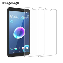 Wangcangli Tempered glass For HTC Desire 12 phone protective film 9H screen protector 0.3mm Ultra-thin flim