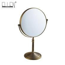 Аксессуары для ванной комнаты ЗЕРКАЛА античная бронза двухслойные лупа для ванной зеркала для ванной оборудования-80290