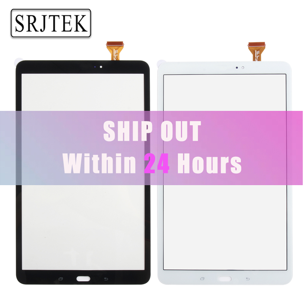 Srjtek 10.1 For Samsung Galaxy Tab A 10.1 T580 T585 SM-T580 SM-T585 Touch Screen Digitizer Sensor Glass Panel Tablet Replacement srjtek 10 5 for samsung galaxy tab s t800 t805 sm t800 sm t805 touch screen digitizer sensor glass tablet replacement parts