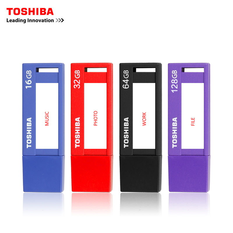 TOSHIBA USB flash drive 32GB Real Capacity V3DCH USB 3.0 ...