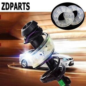 ZDPARTS 2 uds para Skoda Octavia A5 A7 2 rápida Fabia Opel Astra J G H Insignia Mokka coche Lada estilo primavera amortiguador absorción de choque