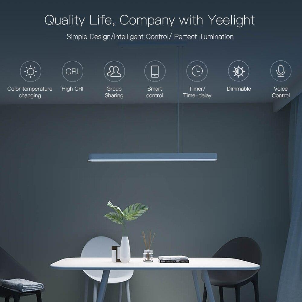 Yeelight 33W 294 LED for xiaomi mijia YLDL01YL Intelligent lamp WIFI Phone Control Waterproof