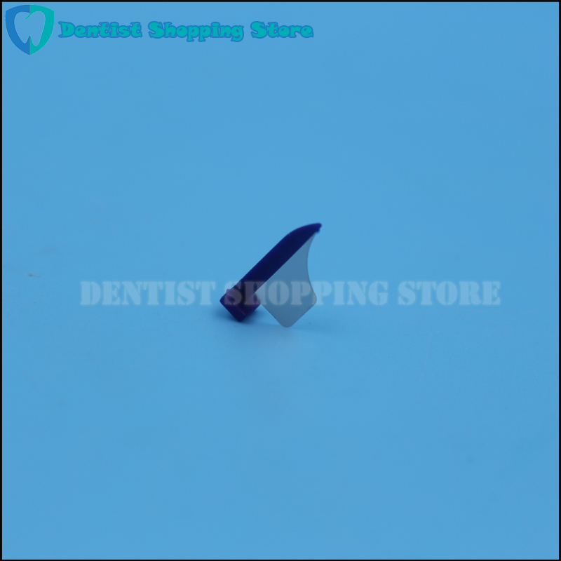 100PCS/Pack Dental Prime Teeth Interproximal Plastic Wedge Knife With Protection Dental Steel Matrix