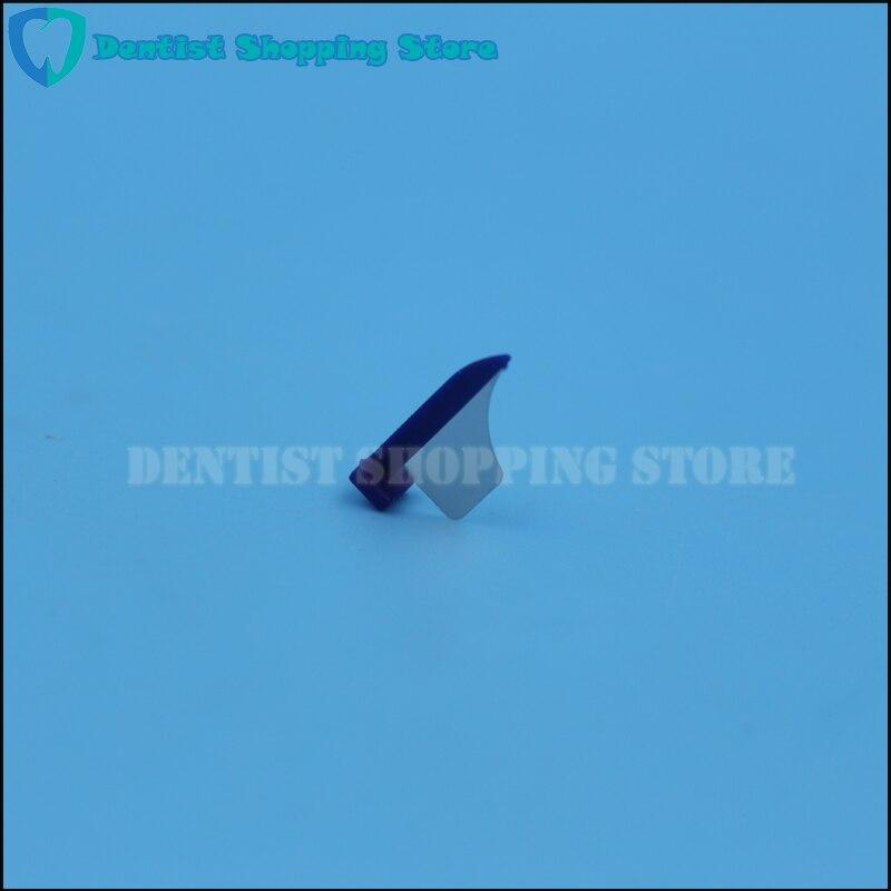100PCS/Pack Dental Prime Teeth Interproximal Plastic Wedge Knife With Protection Dental Steel Matrix