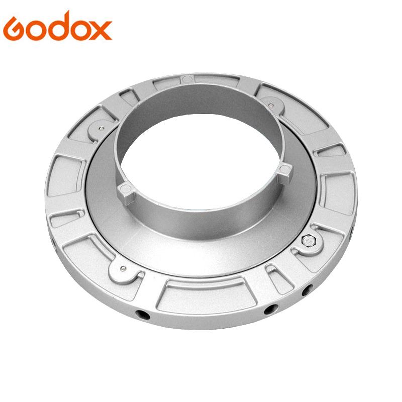 Prix pour Godox Bowens Vitesse Anneau Softbox Adaptateur Speedring Mont 98mm Pour Studio Flash Photographie Éclairage Flash Extrêmement Élevée Soft Box