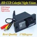 CCD HD Câmera de Visão Traseira Do Carro de Backup Para Hyundai Starex/H1/H-1/i800/H300/H100 venda direta da fábrica