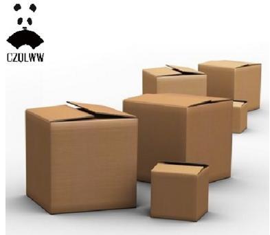 20pc/lots 100*100*100 Mm Three Layer Transport Box Fiberboard Postal Box Square Packaging Carton Packing Paper Box