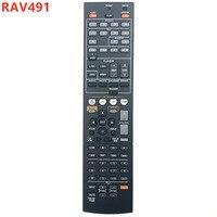 Новый пульт дистанционного управления RAV491 ZRAV367F30320 для YAMAHA av-ресивера Замена RAV375 RAV357