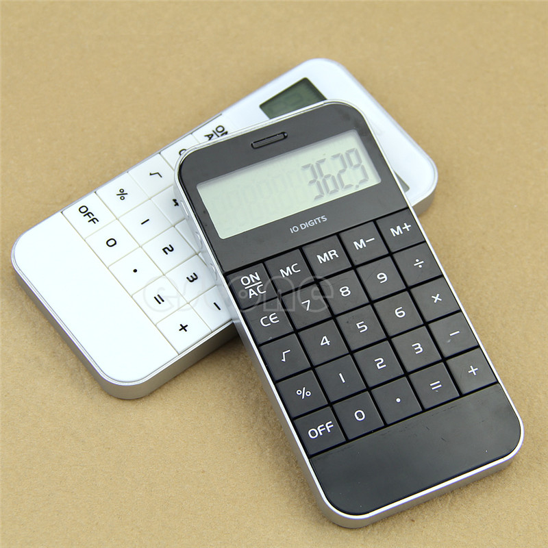 Office Home Portable Calculator Office worker School Calculator Portable Pocket Electronic Calculating Calculator etmakit office home calculator office worker school calculator portable pocket electronic calculating calculator newest