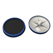 D200 EPDM/silicone  fine bubble air disc diffuser /micro aeration aerator for fish pond farming/water treatment