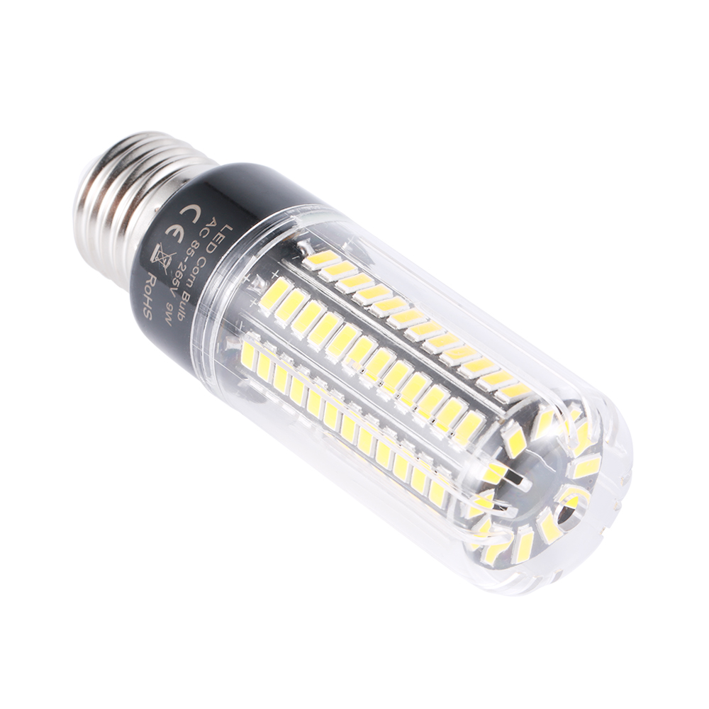 E27/E14 LED Corn Light Lamp SMD5736 LED Bulb AC 110V 220V 3.5W 5W 7W 9W 12W 15W 20W No Flicker for Living RoomE27/E14 LED Corn Light Lamp SMD5736 LED Bulb AC 110V 220V 3.5W 5W 7W 9W 12W 15W 20W No Flicker for Living Room
