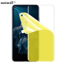 Protetor De Tela Para Honra 20 3D Pro 20i Hidrogel Película Protetora Honra 10 10i V10 Vista 20 Nano Cobertura Completa filme (Não De Vidro)
