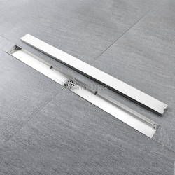 60 CM antyzapachowej wpustu SUS304 ze stali nierdzewnej dodaje prysznic odpływ podłogowy duży przepływ bramy spustowy dezodoryzacji darmowa wysyłka