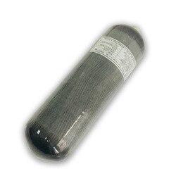 AC168 Ad Alta Pressione 6.8L In Fibra di Carbonio Serbatoio di 4500 psi Paintball Serbatoio per Aria Compressa Pistola Per Caccia Trasporto di Goccia Acecare 2019