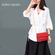 AVRO's MODA Brand PU leather crossbody bags for women 2019 luxury handbags women shoulder bags designer ladies messenger small