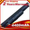 NEW Laptop battery pack A32-K53 for ASUS A53E A53S A43S A54C K53SV X53U X54H notebook C