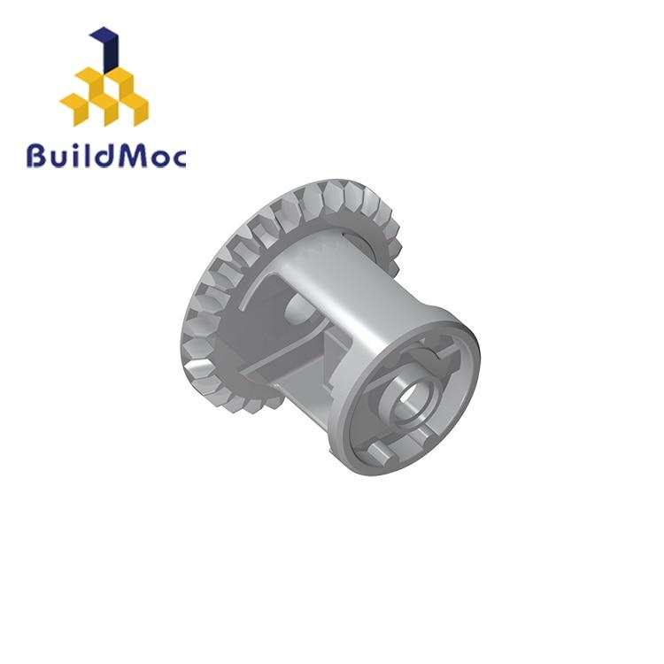 BuildMOC 62821 For Building Blocks Parts DIY LOGO Educational Tech Parts Toys