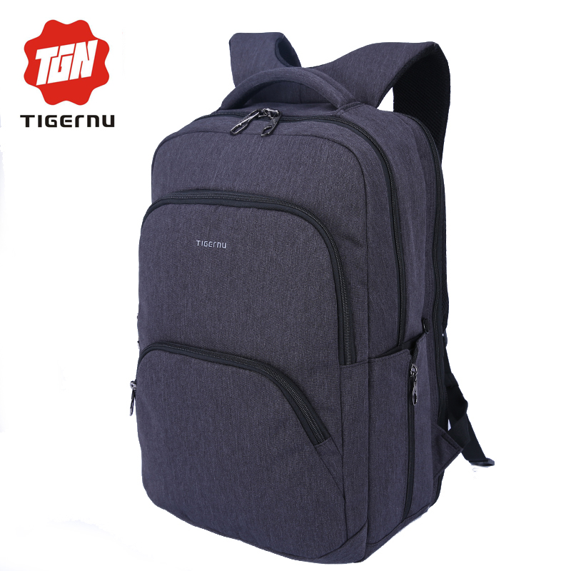 Tigernu Anti-theft Laptop Backpack 17 Travel Backpack School bags daypack Mochila free shipping reishi spore ganoderma lucidum lingzhi anti cancer and anti aging body relaxation free shipping