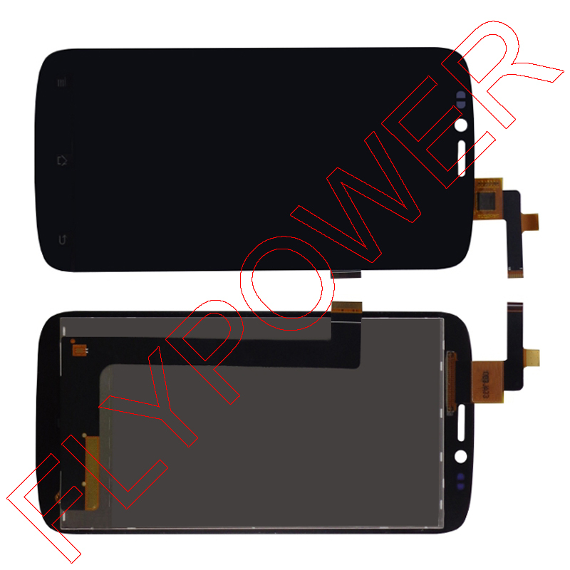 For ARCHOS 53 Platinum K-touch S2t LCD Screen display with touch digitizer screen assembly by free shipping