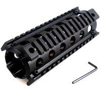 CVLIFE 6 5 Tactical Carbine Rifle Handguard Weaver Picatinny Rail Mount System