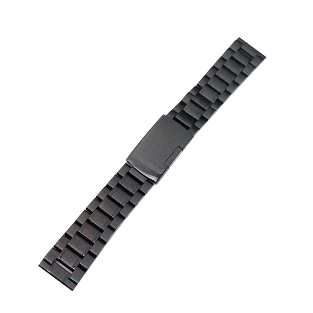 18/19/20/22mm Men Watch Band Strap Stainless Steel Solid Links Watchband Bracelet Watches Accessories LL@17 matte stainless steel watchbands blue black strap accessories 20mm 22mm for luxury sport watches men solid links watch band 2018