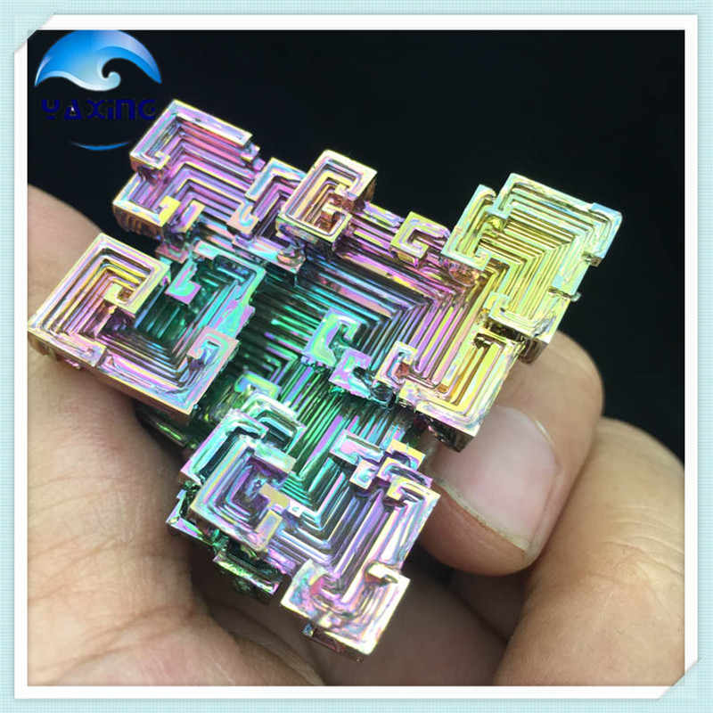 Bismuth Crystals 63g Bismuth Metal crystal