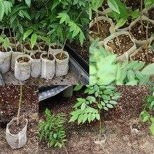 Nursery Pots Seedling-Raising Bags non-woven fabrics Garden Supplies Garden Supplies Environmental 100 PCS