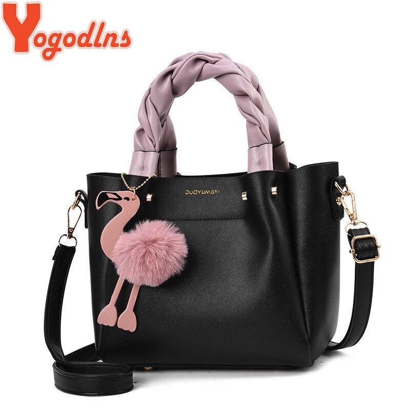 Gepäck & Taschen Mode Luxus Damen Handtasche Kupplung Taschen Frauen Pu Leder Schulter Taschen Vintage Quaste Designer Umhängetasche Bolsa Feminina Online Shop