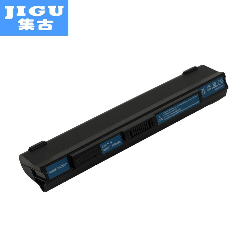 JIGU Laptop Battery For Acer Aspire One 751 ZA3 ZG8 531 UM09A31 UM09A41 UM09A71 UM09A73 UM09A75 UM09B31 UM09B34 UM09B71 KB1047 1 piece dc power jack connector laptop notebook charging port for acer aspire one 751h ao751h za3 zg8 1410 dc 145