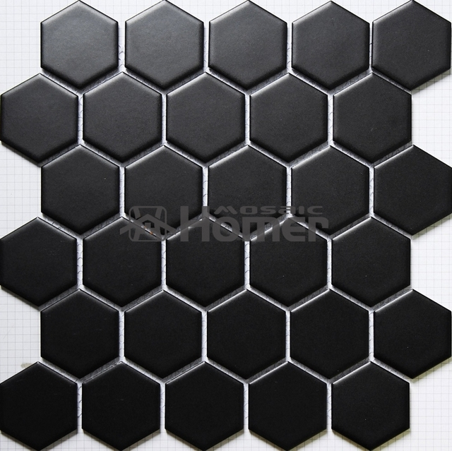 Hexagon Ceramic Tile Tile Design Ideas
