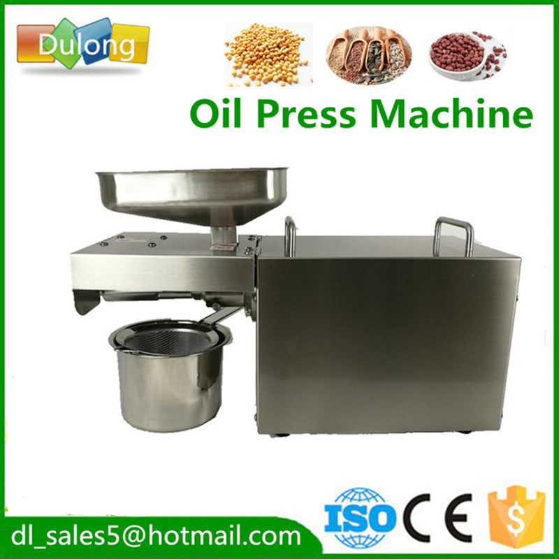 Automatic Nut Seeds Oil Expeller Oil Cold Hot Press Machine Oil Extractor Dispenser Tool Canola Oil Press Machine sly automatic seeds counter counting machine for various shapes seeds brand new