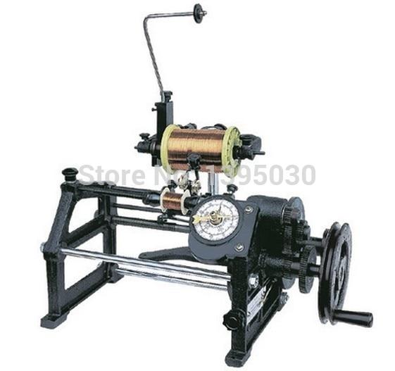 1pcs High quality NEW NZ-2 Manual Automatic Coil Hand Winding Machine Winder USG 1pcs nz 7 new manual hand coil counting winding winder machine for thick wire 2 5mm