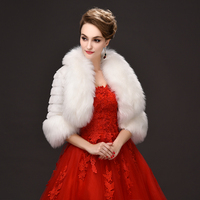 wholesale 2016 winter women coat faux fur collar long sleeve shawl coat