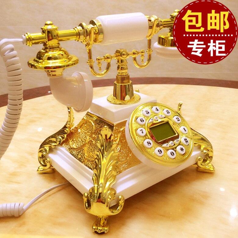 High-end Europeo telefono di casa telefono Retro Telefono Antico VintageHigh-end Europeo telefono di casa telefono Retro Telefono Antico Vintage