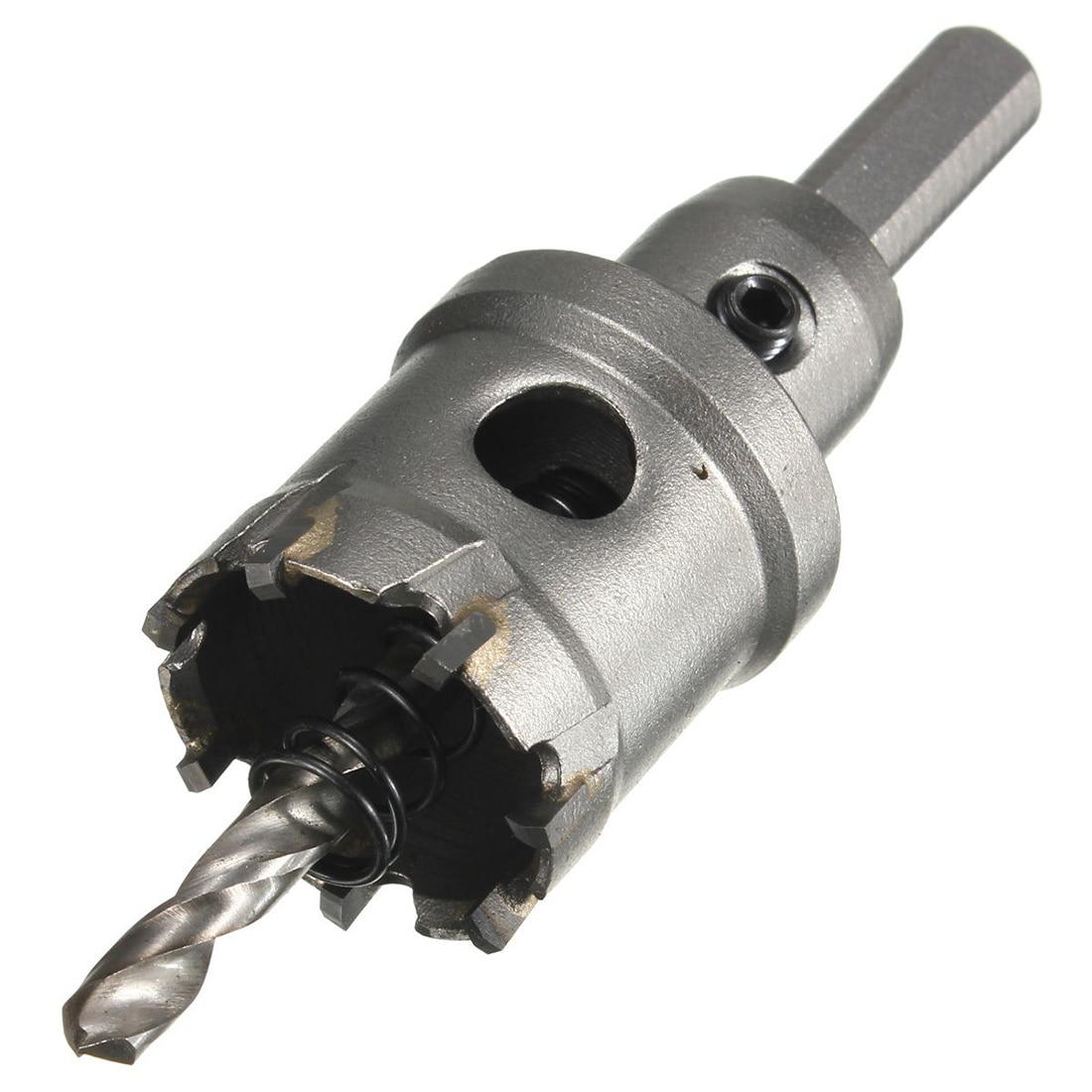 CNIM Hot Carbide Tip Metal Cutter Stainless Steel HSS Drill Bit Hole Saw Holesaw Size:38mm